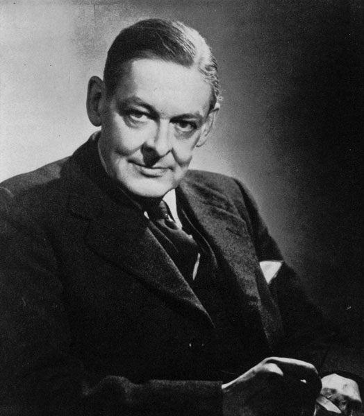 "Remembering to Be – A Meditation on Eliot's ""Little Gidding"""