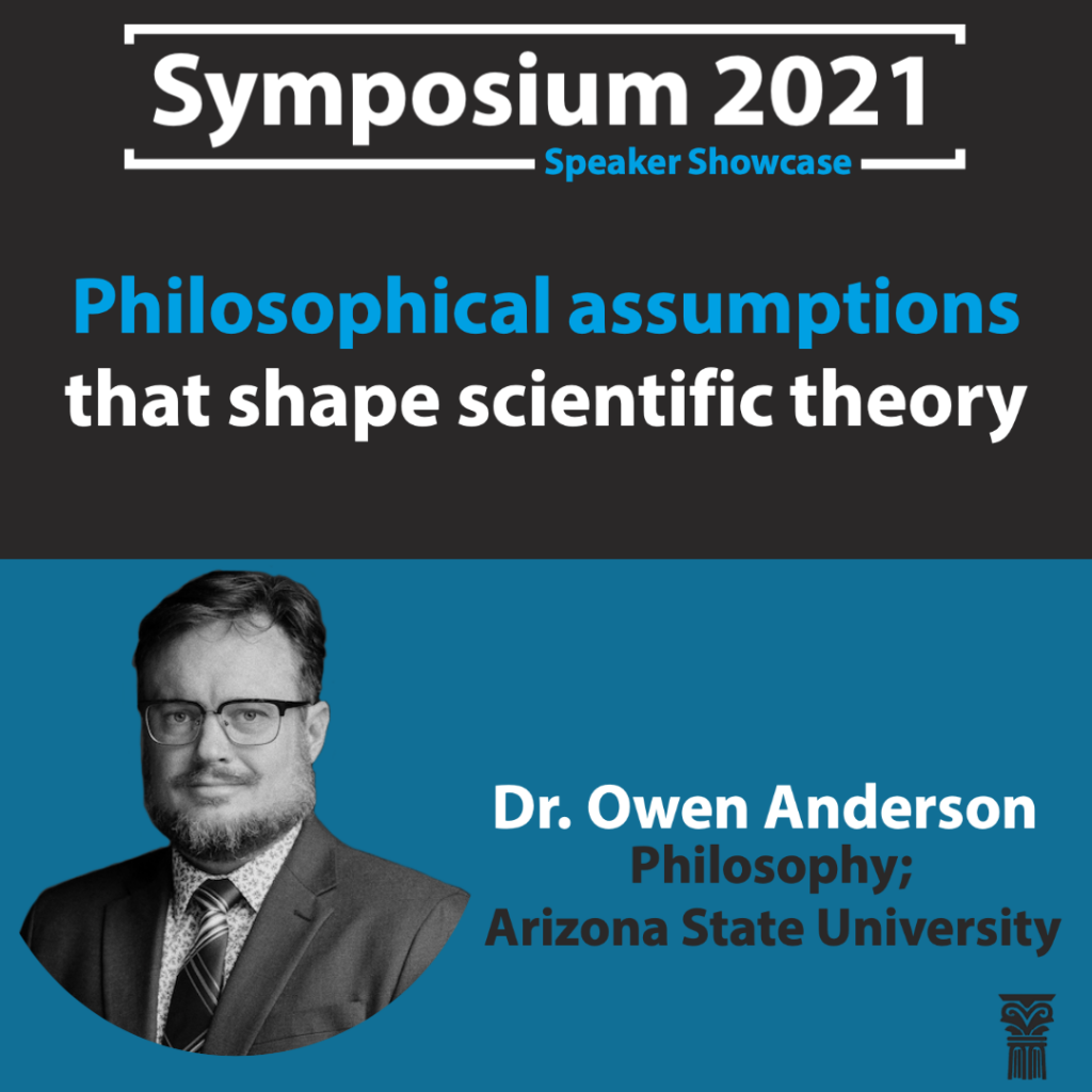 Symposium 2021 Feature Dr. Owen Anderson